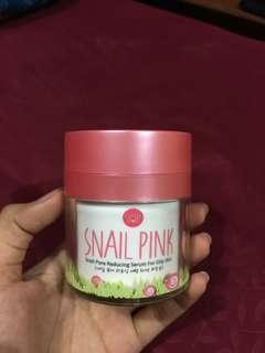 Snail pink