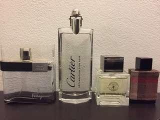 Men's Fragrance/Cologne/Aftershave
