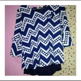 Take All blouse #mausupreme