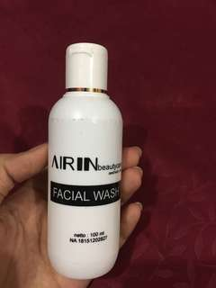 Airin facial wash