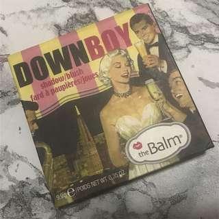 the balm downboy blush
