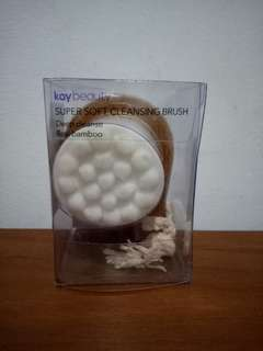 Kay Beauty Emboss Bamboo Cleansing