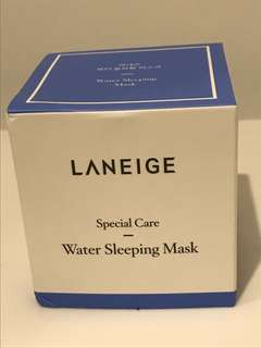 Laneige Water Sleep mask