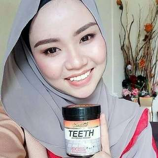 Nucifera Carbon Teeth Whitener
