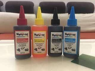 Ink printer (rm7 each)