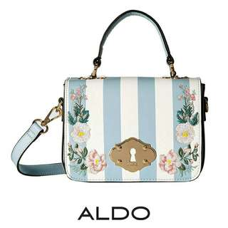 ALDO STRIPPY  LOCK PATERN  2 COLOR AVAILABLE ONLY