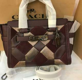 COACH SWAGGER 27   ( LIMITED COLOR )