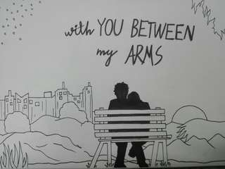 Ed Sheeran Lyric Art