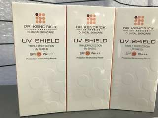 Dr Kendrick UV Shield (SPF 50) / 高效美白防曬乳