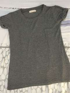 Bench gray soft body shirt