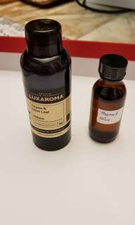 Thyme & Olive Leaf fragrance oil. Concentrate