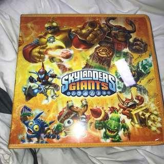 skylanders characters box 2