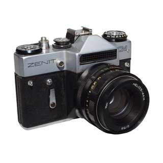 1972 Zenit EM 35mm Camera