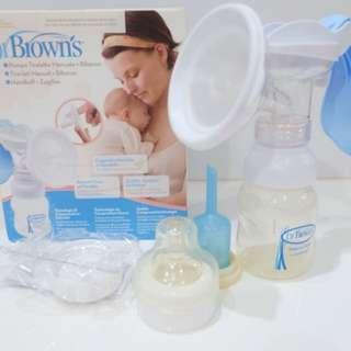 Dr Browns Manual Breast Pump