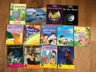 Children English books