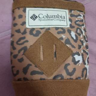 Colombia 豹紋水樽袋