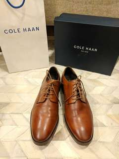 Cole Haan Leather Oxford Shoes|work / formal