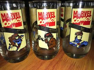 Marvel Comics Tumblers