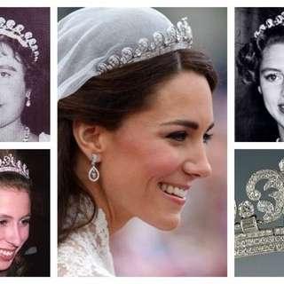 Cartier 卡地亞超過一百粒鑽石的戒指