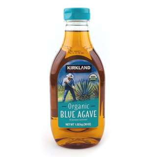 KIRKLAND Organic Blue Agave All Purpose Sweetener 1.02kg