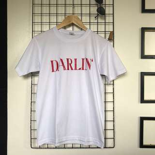 Darlin' Cute Tee T-shirt Top