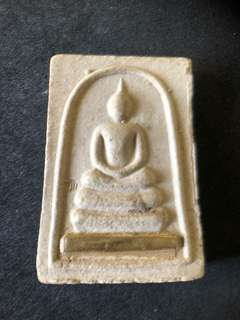 Thai Amulet - Lp Toh somdej with takrut