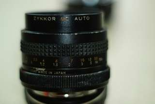 Zykkor M.C. auto 50mm 1.7 for fujifilm