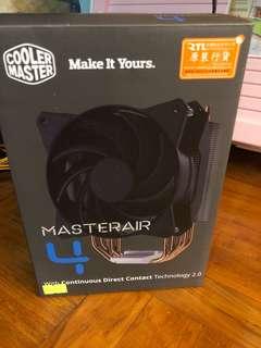 Coolermaster masterair 4