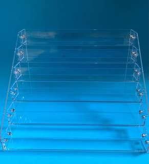 亞加力膠架 Acrylic Rack Shelves