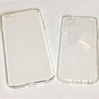 iPhone 6s & 6s plus 透明電話殼 (包平郵)