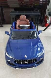 Maserati car for kids Original
