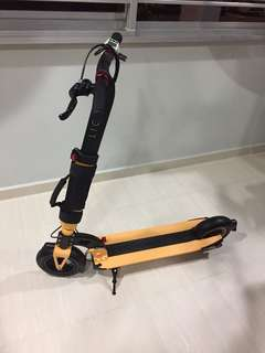 Inokim light 10.4a.h electric scooter