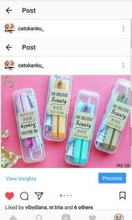 CATOK KARAKTER KEMIER MINI 2 IN 1 JAPAN