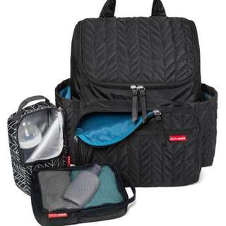 SKIP HOP FORMA BACKPACK DIAPER BAG retails $70