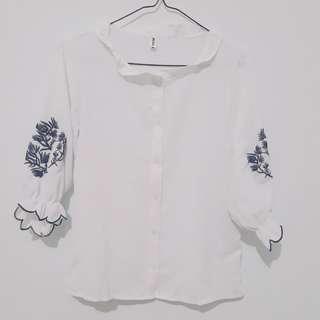🚚 刺繡襯衫