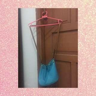 Cute Blue slingbag