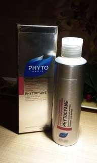 Phytocyane hair shampoo
