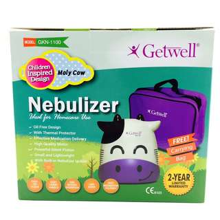 GETWELL Nebulizer with Carrying Bag