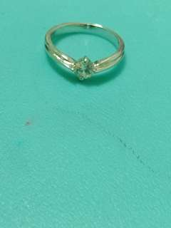 🚚 小鑽戒指
