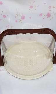 🚚 10吋蛋糕保存盒
