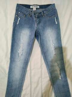 Next Jeans Ripped Jeans