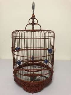 "10"" Finch Cage"