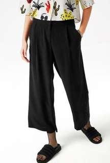 Monki Wide Leg Trousers