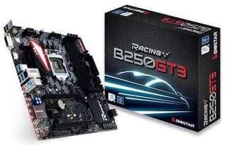 BIOSTAR RACING B250 GT3 Gaming Board