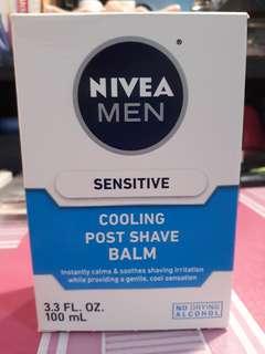 NIVEA cooling post shave balm