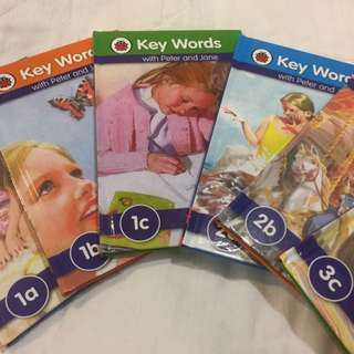 Peter And Jane Books