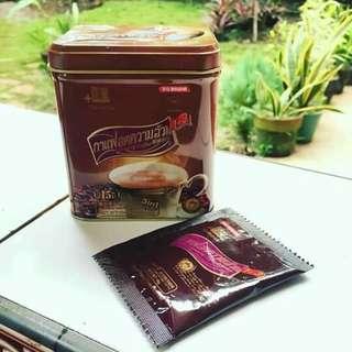 Original lishou slimming coffee