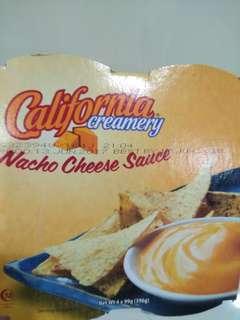California nacho cheese sauce