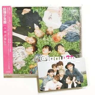 BTS ITMFL PT.1 / KAYO NENKA / jap album