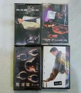 谭咏麟卡带磁带 alan tam cassette
